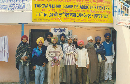 Tapoban De-addiction Center
